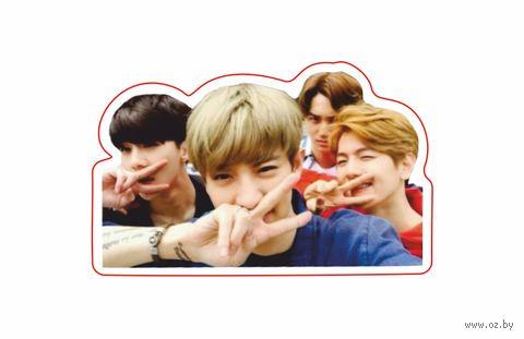 """Наклейка """"EXO"""" (арт. 12) — фото, картинка"""