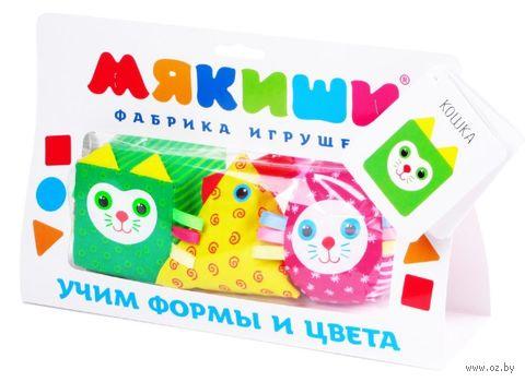 """Кубики мягкие """"Весёлая дидактика"""" — фото, картинка"""