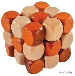 Головоломка деревянная №8