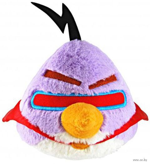 """Мягкая музыкальная игрушка """"Angry Birds Space"""" (12 см)"""
