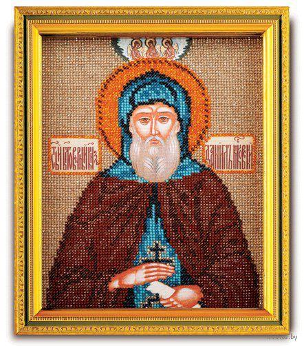 """Вышивка бисером """"Святой Даниил"""""""