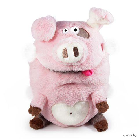 "Мягкая игрушка ""Свинка"" (26 см) — фото, картинка"