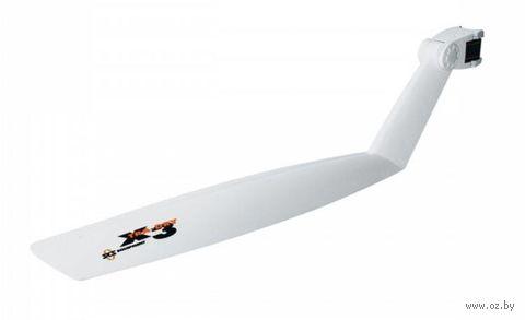 """Щиток для велосипеда """"X-Tra-Dry"""" (белый) — фото, картинка"""