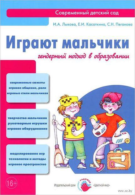 Играют мальчики. Гендерный подход в образовании. С. Пеганова, Е. Касаткина, Ирина Лыкова