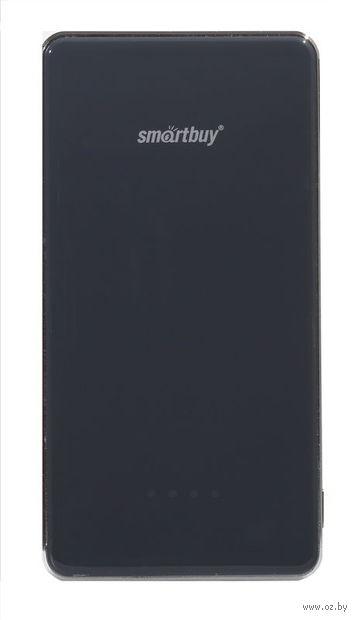 Внешний аккумулятор (Power bank) SmartBuy X-6000, серый (SBPB-6020)
