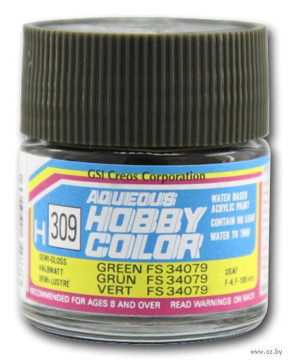 Краска Aqueous Hobby Color водоразбавляемая (gray, H-309)