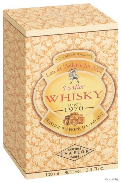"Туалетная вода для мужчин ""Whisky"" (100 мл) — фото, картинка"