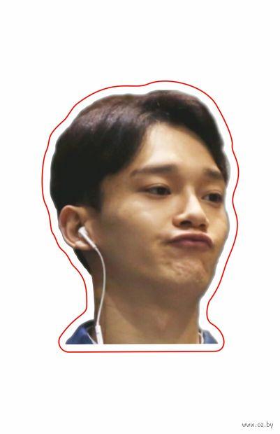"""Наклейка """"EXO. Chen"""" (арт. 15) — фото, картинка"""