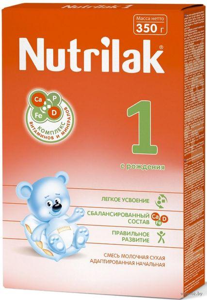 """Сухая молочная смесь """"Nutrilak 1"""" (350 г) — фото, картинка"""