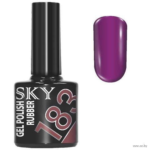 """Гель-лак для ногтей """"Sky"""" тон: 183 — фото, картинка"""