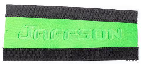 """Защита велосипедного пера """"CCS68-0002"""" (зелёная) — фото, картинка"""