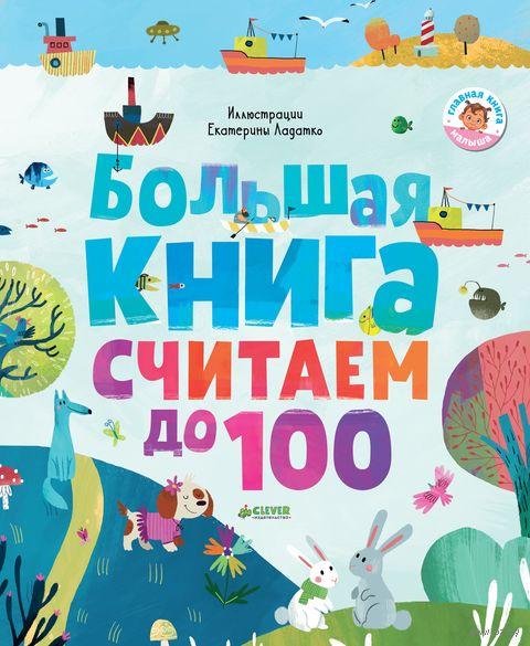 Первые книжки малыша. Считаем до 100 — фото, картинка