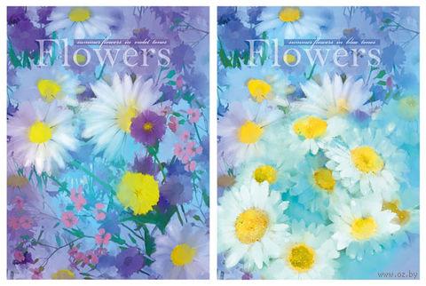 """Блокнот """"Летние цветы"""""""