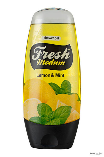 "Гель для душа ""Lemon + Mint"" (250 мл)"