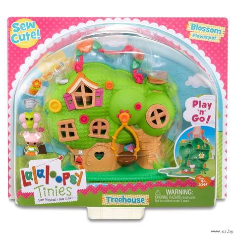 "Дом для кукол ""Lalaloopsy Tinies. Домик на дереве"" — фото, картинка"