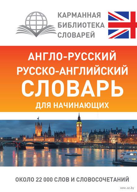 Англо-русский русско-английский словарь для начинающих. Лариса Робатень