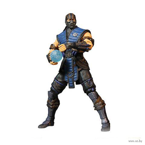 Mortal Kombat X. Sub-Zero. Фигурка (10 см)
