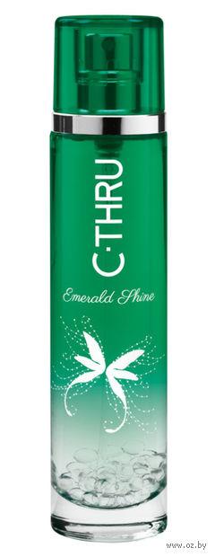 """Туалетная вода для женщин """"C-Thru. Emerald shine"""" (50 мл)"""