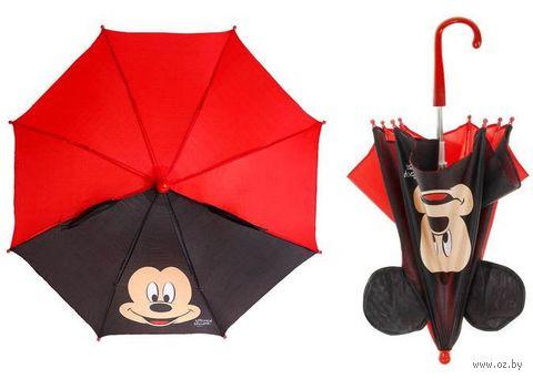 """Зонт-трость """"Микки Маус"""" — фото, картинка"""