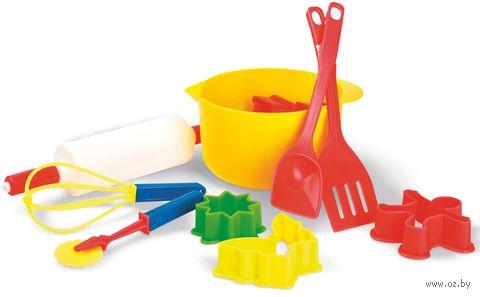 """Набор детской посуды """"Для выпечки"""" — фото, картинка"""