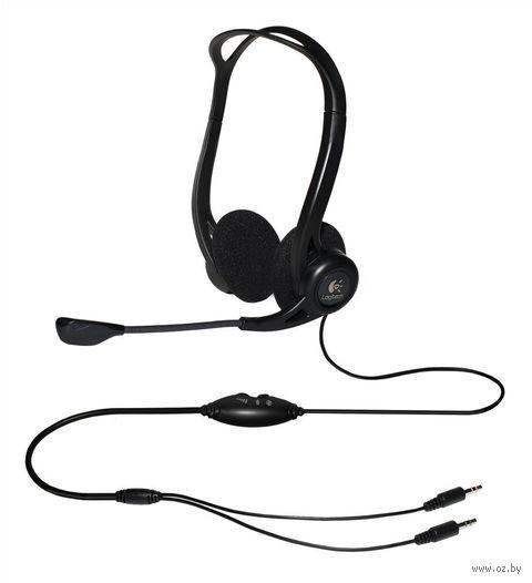 Гарнитура Logitech PC Headset 860 — фото, картинка