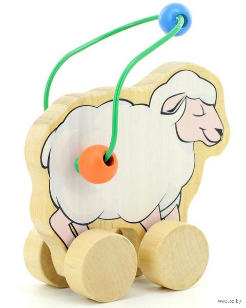 "Лабиринт-каталка ""Овца"" — фото, картинка"