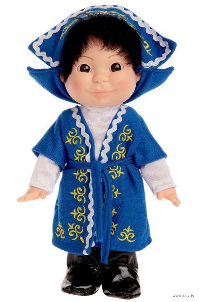 """Кукла """"Веснушка в казахском костюме. Мальчик"""" (арт. В3128) — фото, картинка"""