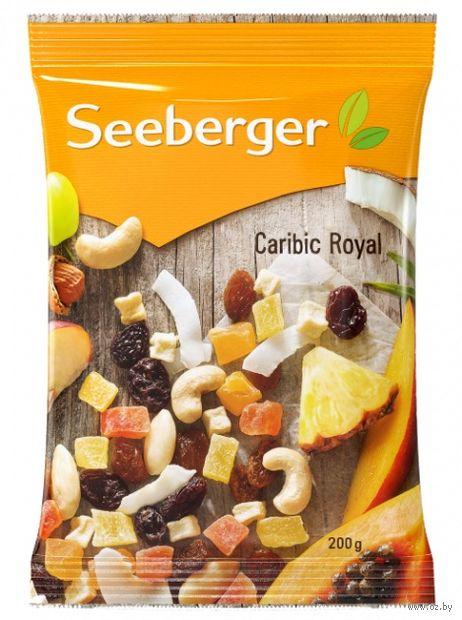 """Смесь орехо-фруктовая """"Seeberger. Тропическая"""" (200 г) — фото, картинка"""
