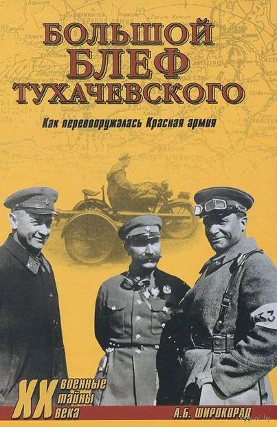 Большой блеф Тухачевского. Как перевооружалась Красная армия. Александр Широкорад