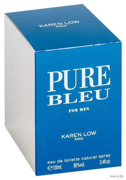 "Туалетная вода для мужчин ""Pure Bleu for Men"" (100 мл)"