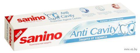 """Зубная паста """"Защита от кариеса"""" (100 мл) — фото, картинка"""