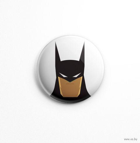 "Значок маленький ""Бэтмен"" (арт. 253) — фото, картинка"