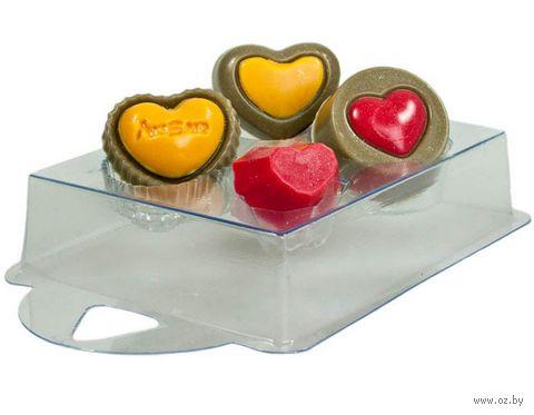 """Форма для изготовления мыла """"Шоколадные конфетки"""" — фото, картинка"""