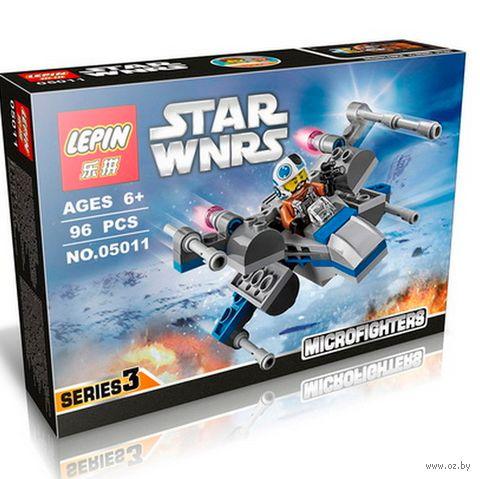 """Конструктор Star Wars """"Истребитель Повстанцев"""" — фото, картинка"""