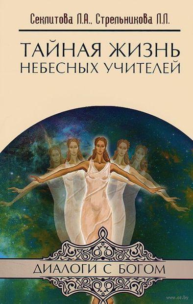 Тайная жизнь Небесных Учителей. Лариса Секлитова, Людмила Стрельникова