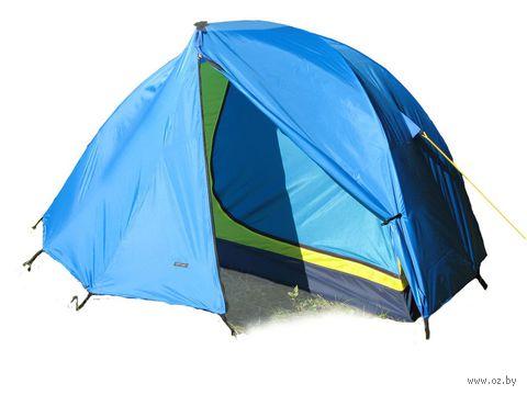 """Палатка """"Юрта-2"""" (голубая) — фото, картинка"""