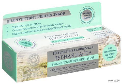 """Зубная паста """"Камчатская минеральная"""" (100 г)"""