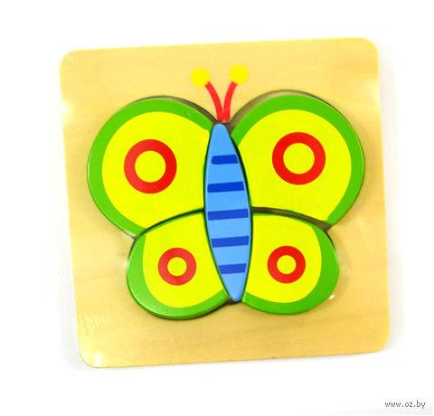 """Рамка-вкладыш """"Бабочка"""" — фото, картинка"""