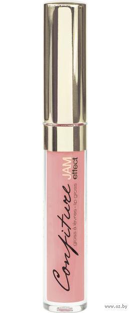 """Блеск для губ """"Confiture"""" (тон: 55, бежево-розовый натуральный) — фото, картинка"""