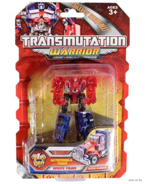 """Робот-трансформер """"Грузовик"""" — фото, картинка"""