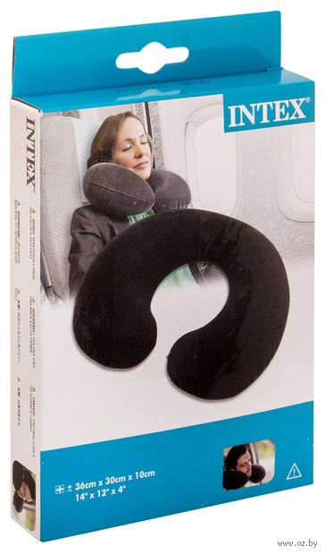 Подушка под шею (арт. 68675) — фото, картинка