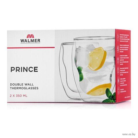 "Стакан стеклянный ""Prince"" (2 шт.; 350 мл) — фото, картинка"
