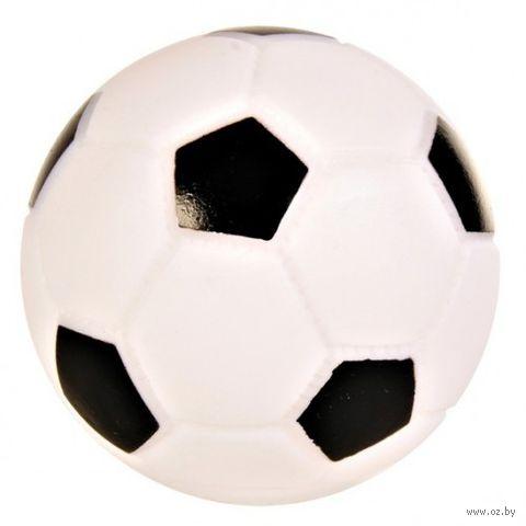 """Игрушка для собак """"Футбольный мяч"""" (9 см) — фото, картинка"""