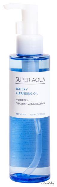 "Масло для снятия макияжа ""Watery Cleansing Oil"" (150 мл) — фото, картинка"
