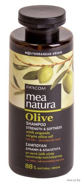 "Шампунь для волос ""Olive. Для сухих и обезвоженных волос"" (300 мл) — фото, картинка"