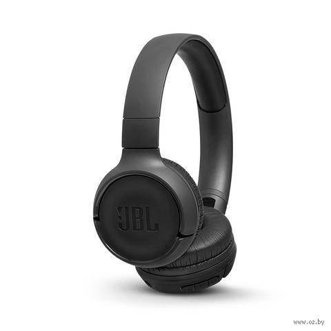 Наушники JBL Tune 500BT (черный) — фото, картинка
