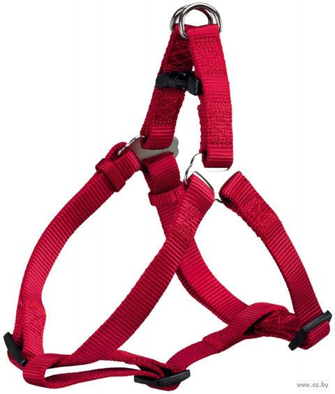 """Шлея для собак """"Premium Harness"""" (размер L; 65-80 см; красный)"""