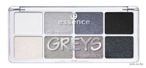 "Палетки теней для век ""All about greys"" (тон: 04, greys)"