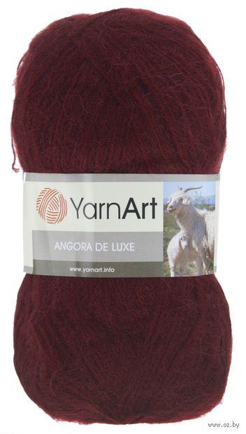 """Пряжа """"YarnArt. Angora de Luxe №577"""" (100 г; 520 м; бордо) — фото, картинка"""