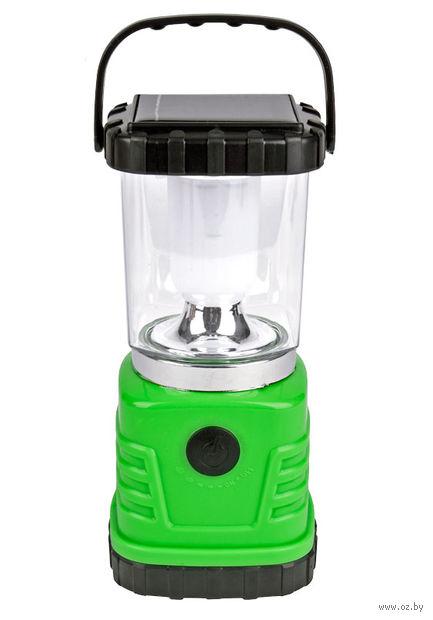 Аккумуляторный кемпинговый фонарь 4W Smartbuy (зеленый)